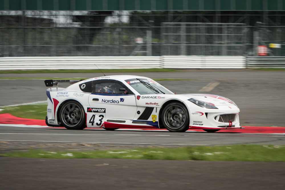 Solid performance at Silverstone for Century Motorsport | Century ...
