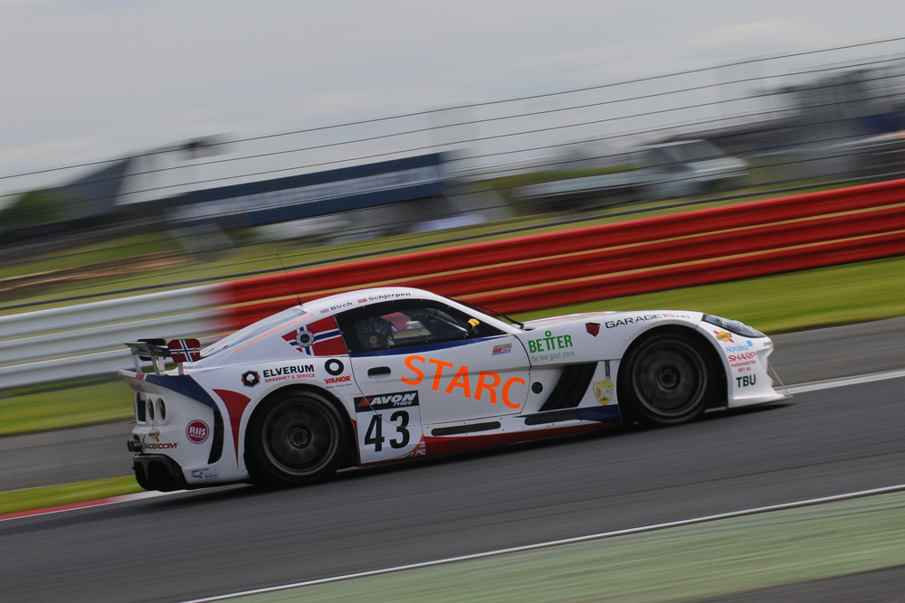 Pace and strategy but no luck at Silverstone for Century Motorsport ...