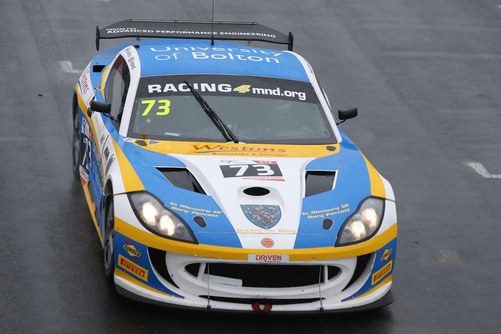 Century Motorsport deliver podium return promise at Silverstone 500 ...