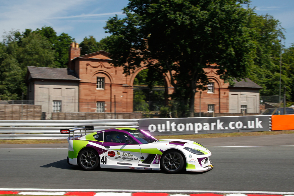 Three car line-up for Century Motorsport in Silverstone | Century ...
