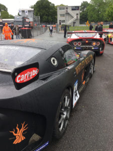 Ginetta GT4 Supercup Oulton Park Declan Jones Qualifying