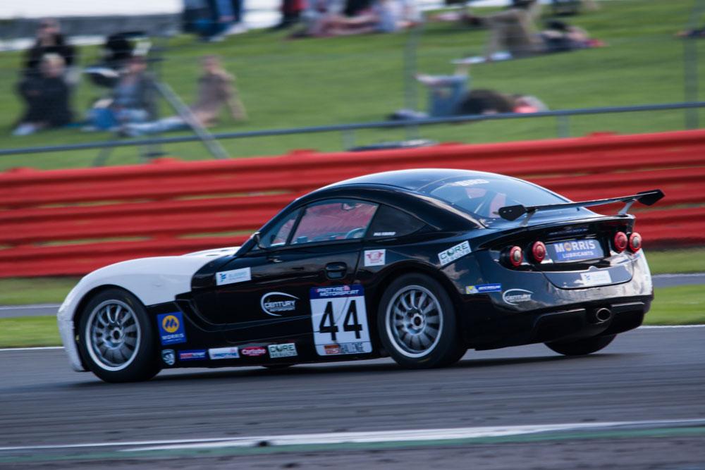 Century return to the GT5 podium at Silverstone | Century Motorsport