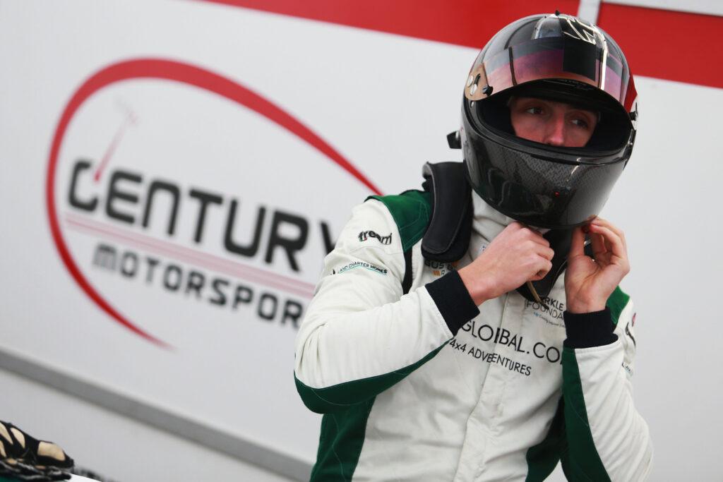 Gus Burton - Century Motorsport 2020